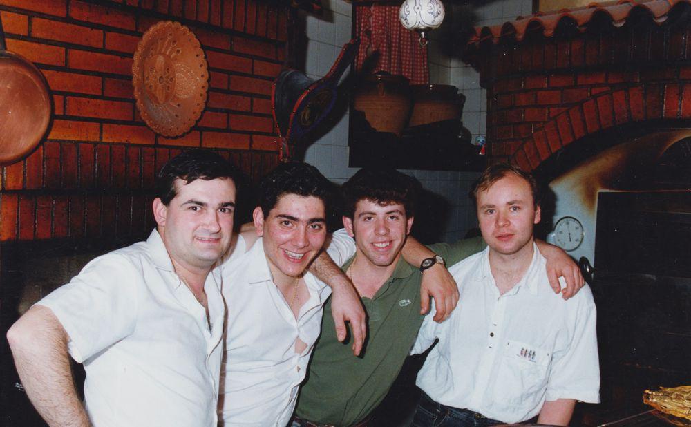 Equipo_La_Ochava_1990
